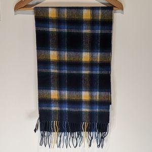 Gap + Pendleton Soft Wool Blanket Scarf